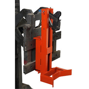 Wesco 240093 Heavy Duty Gator Grip Carriage Mount Drum Grab