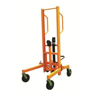 Wesco 272967 High-Lift Hydraulic Drum Truck