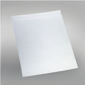 """Resealable Plastic Zipper Bags, 13 x 18"""" LDPE, 4 MIL, Clear, case/500"""