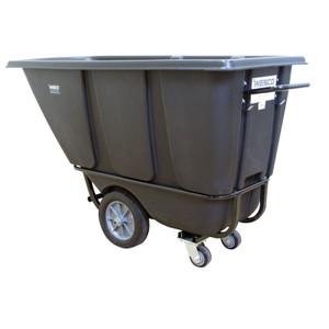 Model 1/2 Hd1400b Tilt Cart, Heavy-duty, Easy To Move And Dump
