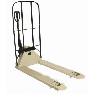 Backrest Only Kit, 3 In 1 Guard And Cargo Designed Use For Pallet Trucks