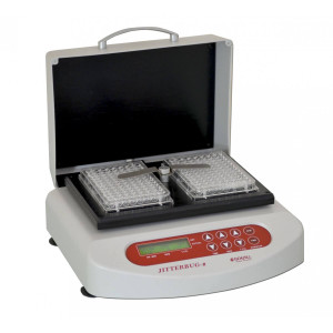 Jitterbug 2 - heated microplate Thermo laboratory shaker, 2 Plate with heated lid (115V/230V)