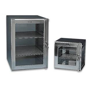 Large stainless steel shelves Desiccator
