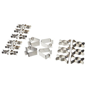 Accessory Clips for Bambino Oven, Mixed (50mL, 15mL, 2ml)