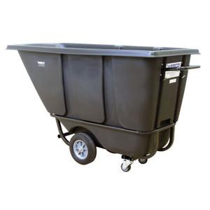 Model 1/2 S850B Tilt Cart, Heavy-duty with polyurethane wheels