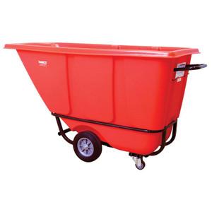 Model 1/2 S850R Tilt Cart, polyurethane wheels and Heavy duty