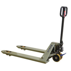 DeLuxe Quick Lift Pallet Truck with Patented design