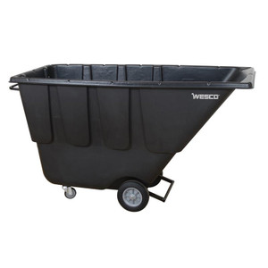Model 1U850B Tilt Cart, Heavy duty & Easy to move and dump