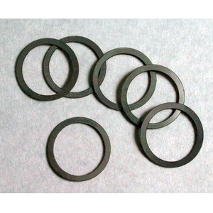 SimpleDist Accessory, Washers for 38mm Caps, pack/6