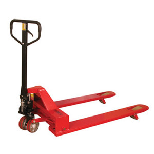 4 Way Pallet Truck with Rubber Coated Handle