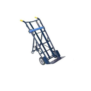 """Heavy Duty Warehouse Truck with Dual Handle, 20.5""""W x 50.25""""H x 22""""D"""