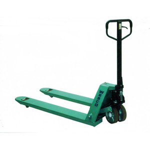 Cpii Pallet Truck with Adjustable Fork & Rubber Coated Handle