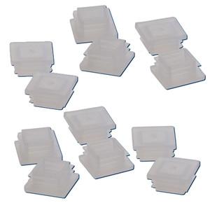 Cuvette Caps, Square, case/1000