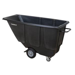 Tilt Cart Heavy Duty with Polyurethane Wheels