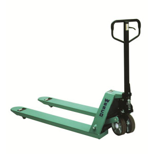 CPII Pallet Truck, 5500 Lb Capacity and Adjustable Fork