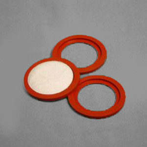 Accessory for 47mm StepSaver, Fluorosilicone Sealing Gasket for O/G, pack/2