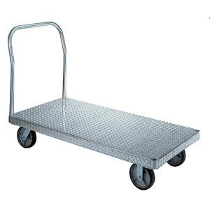 "ATP Series - Aluminum Treadplate Model Platform Truck, 30""W x 34""H x 48""D"