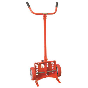 Knock Down (KD) Drum Truck, 1000 Lb Capacity with All Removable Parts