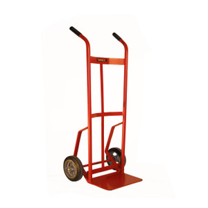 """Heavy Duty Hand Truck with Reinforced Noseplate, 19.625""""W x 51""""H x 17.5""""D"""