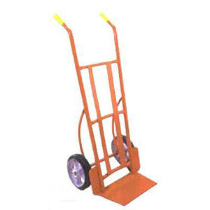 """Heavy Duty Warehouse Truck with Dual Handle, 21""""W x 50.5""""H x 24""""D"""