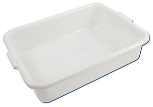 "Sterilizing Tote Boxes, Autoclavable Polypropylene, 20"" x 15"" x 5"", case/6"