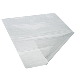 """Open End Sample Bag, 10"""" x 18"""" LDPE, 3 MIL, Clear, case/1000"""