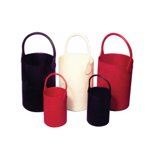 Small Bottle Tote Safety Carrier for 500 mL and 1,000mL (1 Liter) Bottles