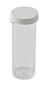 Snap-Cap Vials, Polystyrene, 10 dram (37mL), case/144