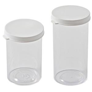 Snap-Cap Vials, Polystyrene, 40 dram (148mL), case/72
