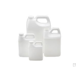 16oz (480mL) White HDPE F-Style Jug, 33-400 PP SturdeeSeal PE Foam Lined Caps, case/36