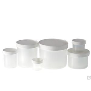 16oz (480mL) PP Jar, 89-400 PP SturdeeSeal PE Foam Lined Caps, case/112