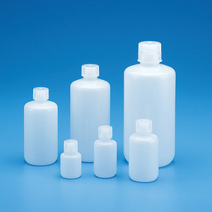 32oz HDPE Narrow Mouth Lab Style Bottle, 38-430 PP Linerless Cap included, case/50