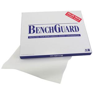 BenchGuard Absorbent Sheets 60cm x 49cm, case/100