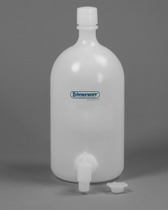 1 gallon Carboy with Spigot / Polyethylene Aspirator Bottle