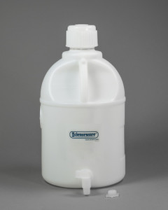 5 gal Carboy with Spigot / Polyethylene Aspirator Bottle