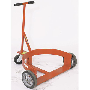 "Spill-Less Open Drum Truck, 32""W x 32.25""H x 25.25""D"