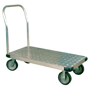 Thrifty Plate Aluminum Tread Platform Truck - Commercial Quality (Import)