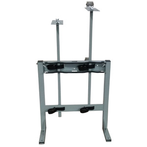 Gas Cylinder Mobile Stand, 2 Cylinder Capacity