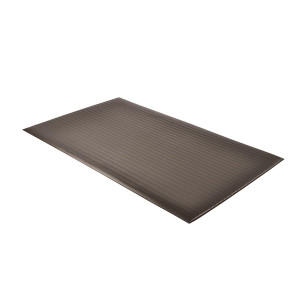 Anti-Fatigue Mat, Sponge, 408 Achilles in Black