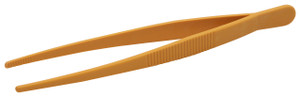 Tweezers, Sharp, Point, Yellow, 180mm, case/6