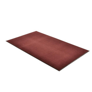 Indoor Entrance Mat, 130 Sabre in Burgundy