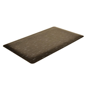 Anti-Fatigue Mat, Laminate, 470 Marble Sof-Tyle