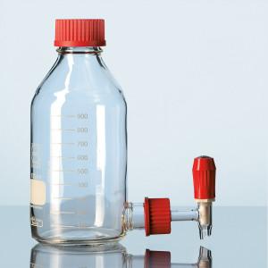 DURAN® 5 liter Aspirator Bottle Kit, GL45 Screw Cap with GL32 Spigot