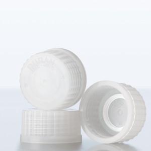 DURAN® PURE Premium Lip Seal Screw Caps, PFA, Unlined, GL45, pack/5