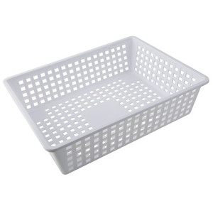 "Draining Basket, Polypropylene, 16"" x 12"" x 4"", case/4"