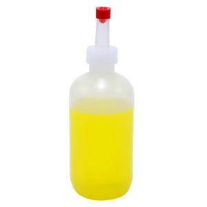 Dispenser Bottles, 24-400, Adjustable Ribbon, 8oz, case/36