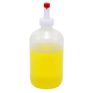 Dispenser Bottles, 28-400, Adjustable Ribbon, 16oz, case/24