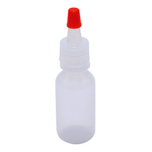 Dispensing Bottles with Sealer Cap, LDPE, 1/2oz, case/48