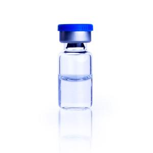 CompletePAK 2mL Sterile Vials, Omni Flex 3G Serum Stoppers, Blue Seals, case/210