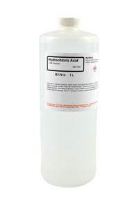 Hydrochloric Acid Solution, 1.0M, 1 Liter
